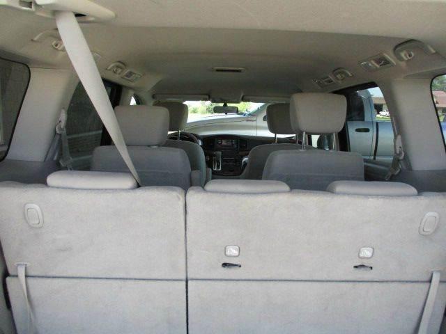 2013 Nissan Quest 3.5 SV 4dr Mini-Van - Versailles MO