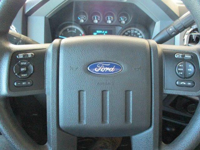2014 Ford F-550 XLT 4x4 4dr Crew Cab 9.5' ft. LB DRW Pickup - Versailles MO