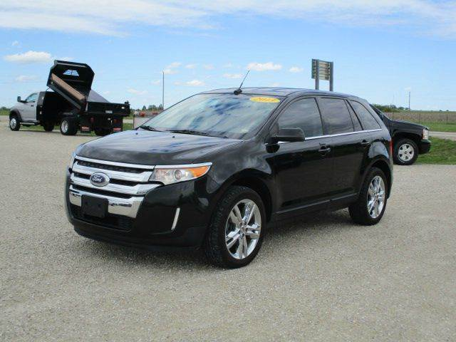 2013 Ford Edge AWD Limited 4dr SUV - Versailles MO