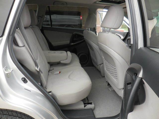 2012 Toyota RAV4 4x4 4dr SUV - Versailles MO