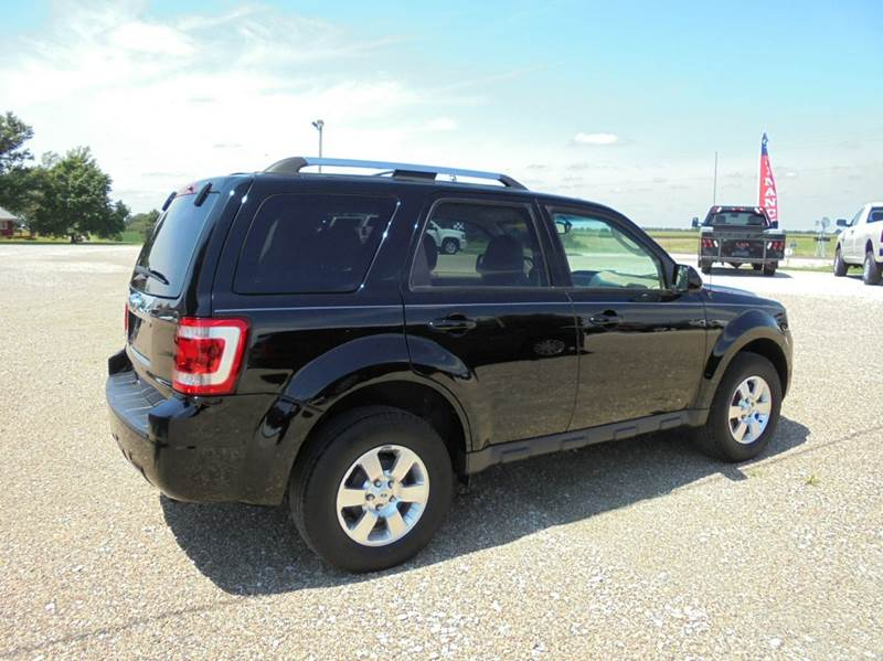 2012 Ford Escape AWD Limited 4dr SUV - Versailles MO