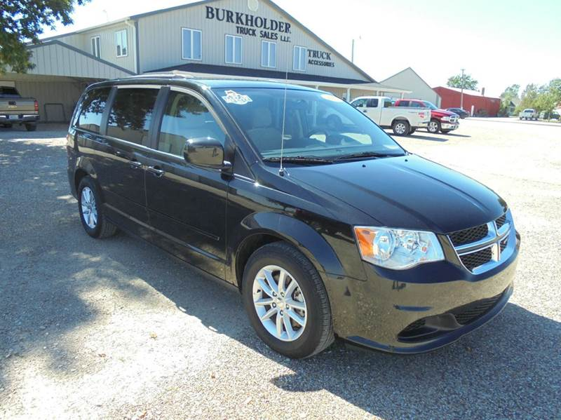 2015 Dodge Grand Caravan SXT Plus 4dr Mini-Van - Versailles MO