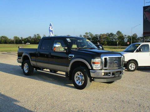 2009 Ford F-250 Super Duty for sale in Versailles, MO