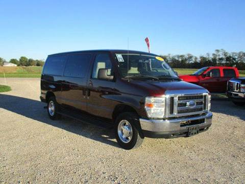 2010 Ford E-Series Wagon for sale in Versailles, MO