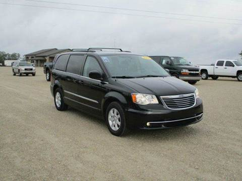 2012 Chrysler Town and Country for sale in Versailles, MO