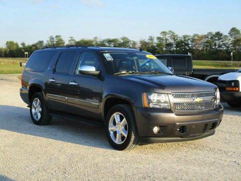 2011 Chevrolet Suburban for sale in Versailles, MO
