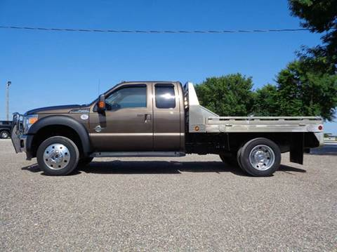 2016 Ford F-450 Super Duty for sale in Versailles, MO