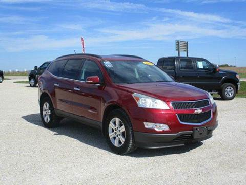 2010 Chevrolet Traverse for sale in Versailles, MO