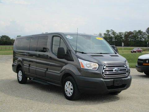 2016 Ford Transit Wagon for sale in Versailles, MO