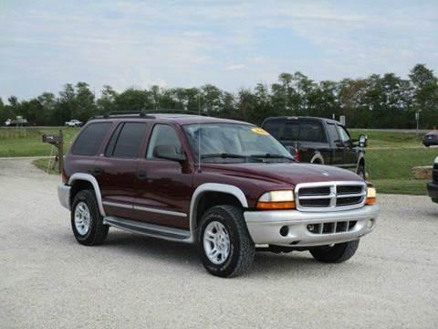 2002 Dodge Durango for sale in Versailles, MO