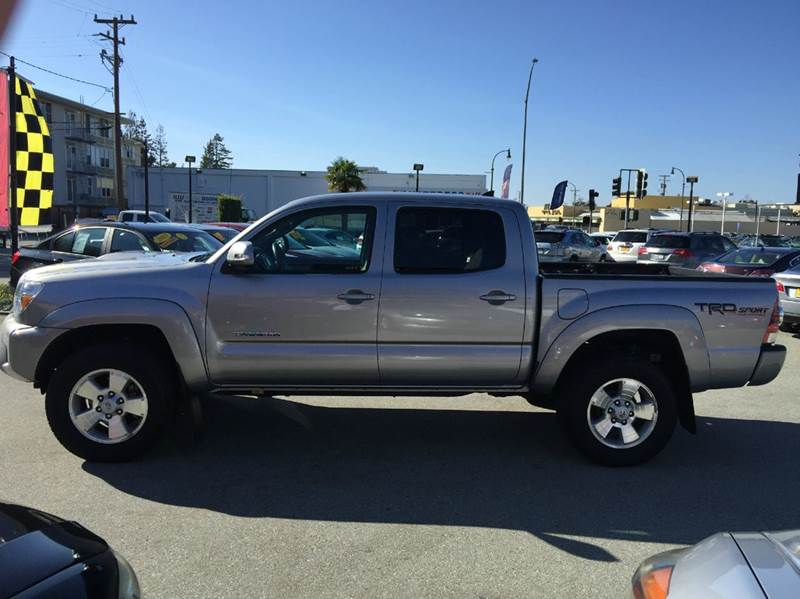 2015 toyota tacoma 4x2 prerunner v6 4dr double cab 5 0 ft sb 5a in san mateo ca san mateo auto. Black Bedroom Furniture Sets. Home Design Ideas