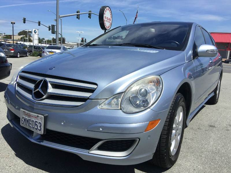 2007 mercedes benz r class r350 awd 4matic 4dr wagon in for Mercedes benz san mateo
