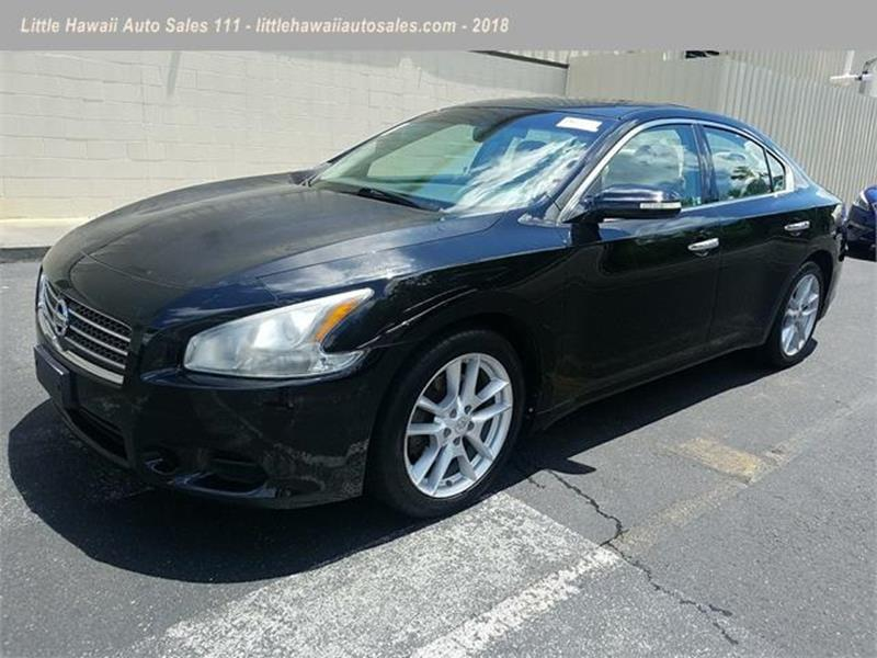 2010 Nissan Maxima   Florence SC