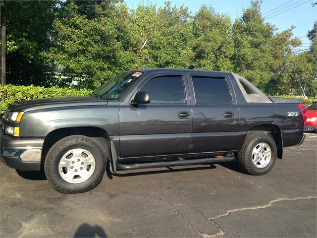 Chevrolet Avalanche For Sale In Florence Sc