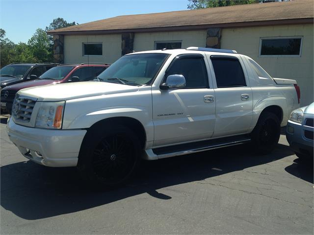 2005 Cadillac Escalade EXT for sale in Florence, SC