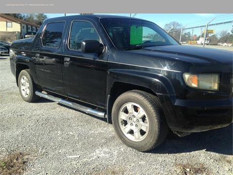 2008 Honda Ridgeline for sale in Florence, SC