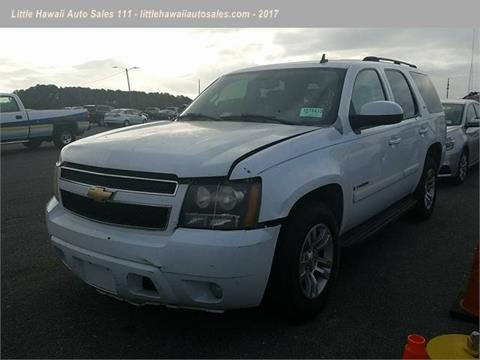 2007 Chevrolet Tahoe for sale in Florence, SC
