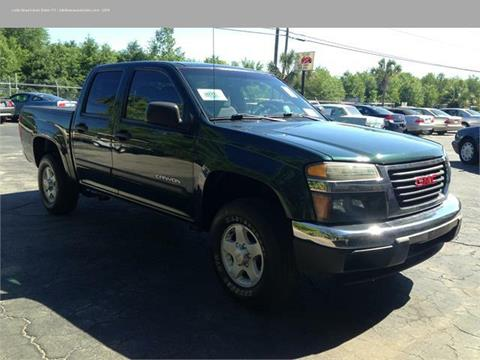 2005 GMC Canyon for sale in Florence, SC