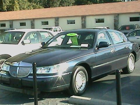 lincoln town car for sale south carolina. Black Bedroom Furniture Sets. Home Design Ideas