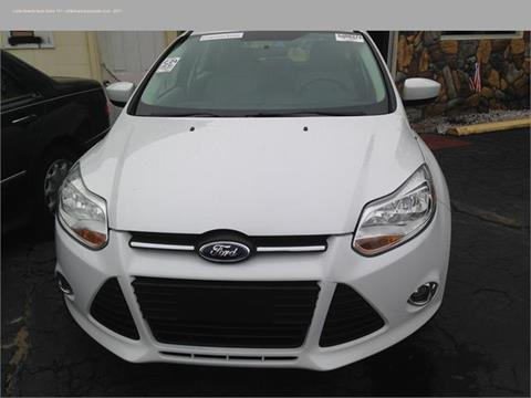 2012 Ford Focus for sale in Florence, SC
