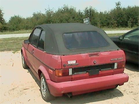 Volkswagen Cabriolet For Sale Carsforsale Com 174