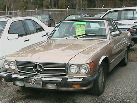 1983 Mercedes-Benz 380-Class for sale in Florence, SC