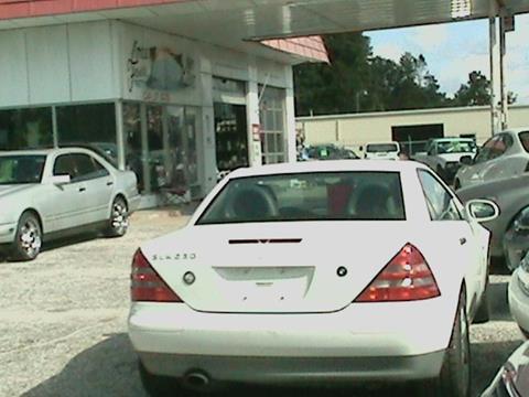 1998 Mercedes-Benz SLK for sale in Florence, SC