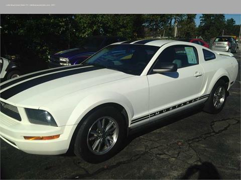 2005 Ford Mustang for sale in Florence, SC