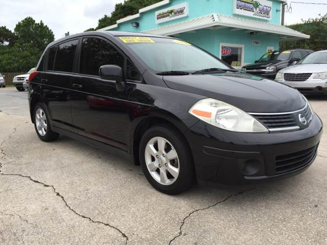 2007 nissan versa 1 8 sl 4dr hatchback 1 8l i4 cvt in palm bay daytona beach stuart palm bay. Black Bedroom Furniture Sets. Home Design Ideas