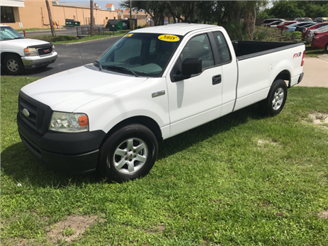... 2008 Ford F-150 & Ford Used Cars Pickup Trucks For Sale Palm Bay Palm Bay Motors markmcfarlin.com