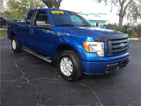 2011 Ford F-150 for sale in Palm Bay, FL