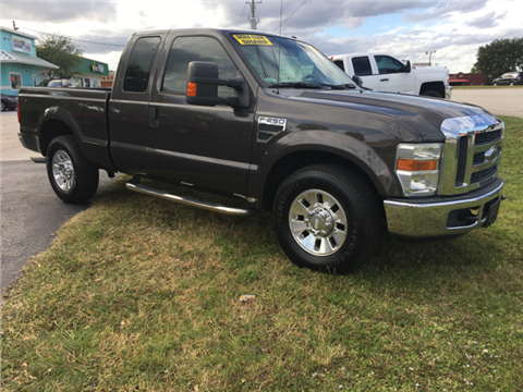 2008 Ford F-250 Super Duty for sale in Palm Bay, FL