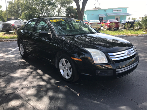 2008 Ford Fusion Special $7495 & Palm Bay Motors - Used Cars - Palm Bay FL Dealer markmcfarlin.com