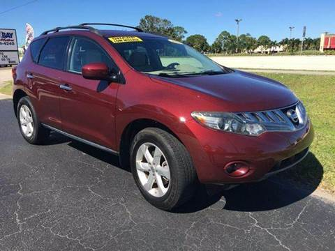 2009 Nissan Murano for sale in Palm Bay, FL