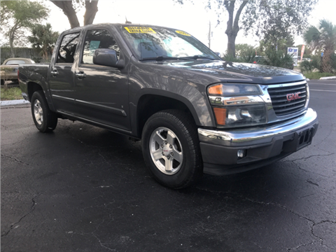 2009 GMC Canyon for sale in Palm Bay, FL