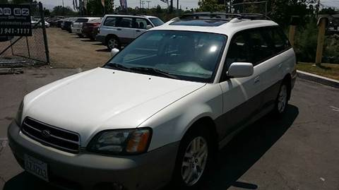 2002 Subaru Outback for sale in Riverside, CA