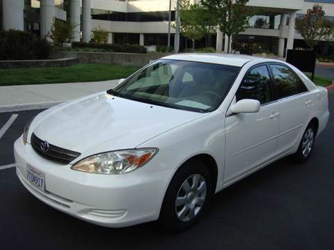 2003 Toyota Camry for sale in Sacramento, CA