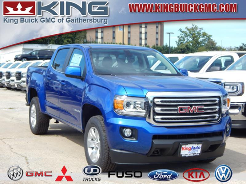 Gmc Canyon For Sale In Gaithersburg Md Carsforsale Com