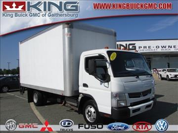2013 Mitsubishi Fuso for sale in Gaithersburg, MD