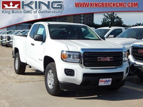 2018 GMC Canyon for sale in Gaithersburg, MD