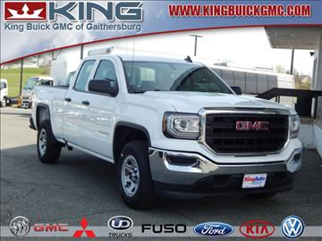 2017 GMC Sierra 1500 for sale in Gaithersburg, MD