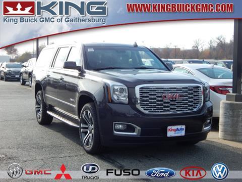 Gmc Yukon Xl For Sale In Gaithersburg Md Carsforsale Com