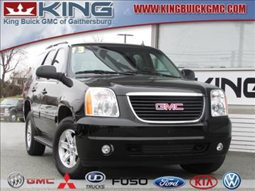 2013 GMC Yukon for sale in Gaithersburg, MD