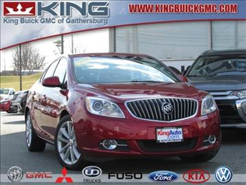 2012 Buick Verano for sale in Gaithersburg, MD