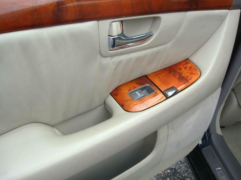 2001 Lexus LS 430 Base 4dr Sedan - Shakopee MN