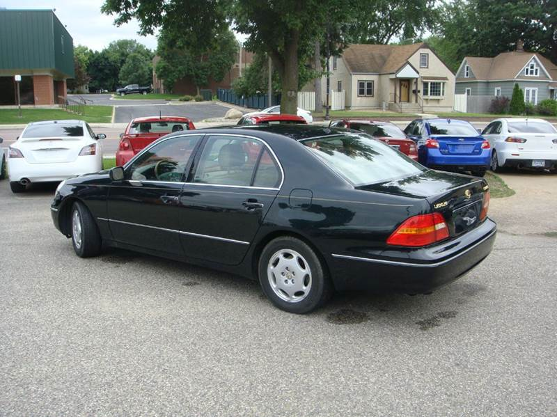 2001 Lexus LS 430 Base 4dr Sedan - Shakopee MN