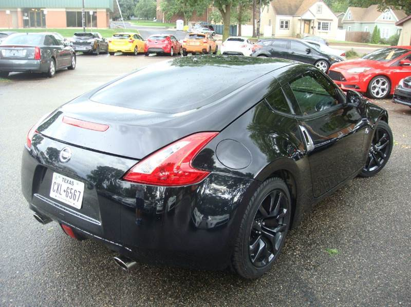 2014 Nissan 370Z Base 2dr Coupe 6M - Shakopee MN