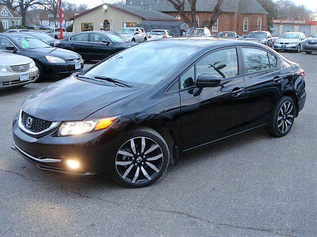 2014 Honda Civic EX-L 4dr Sedan - Shakopee MN
