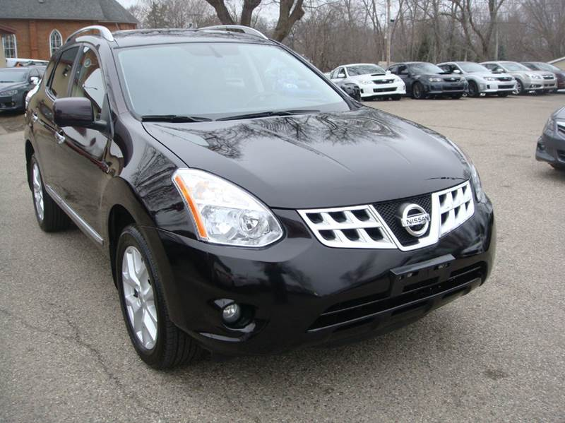 2013 Nissan Rogue SV w/SL Package AWD 4dr Crossover - Shakopee MN