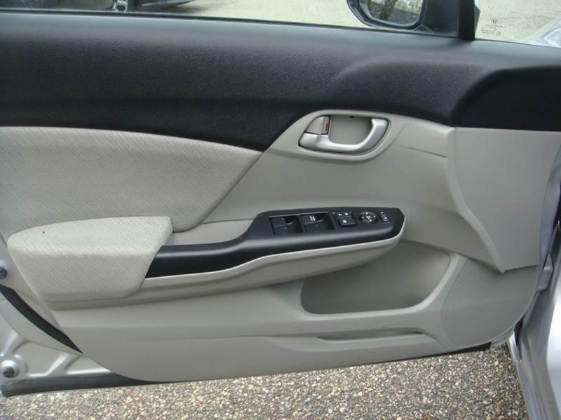 2013 Honda Civic LX 4dr Sedan 5A - Shakopee MN